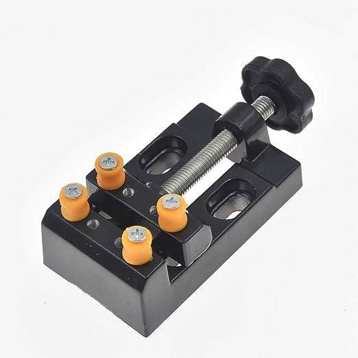 Pinza de mesa - 1 Mini banco de trinchar abrazadera taladro prensa ...