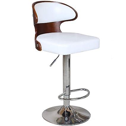 Groovy Amazon Com Lxrzls Modern Bar Stools Leatherette Exterior Creativecarmelina Interior Chair Design Creativecarmelinacom
