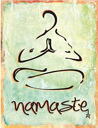 Namaste sanskrit