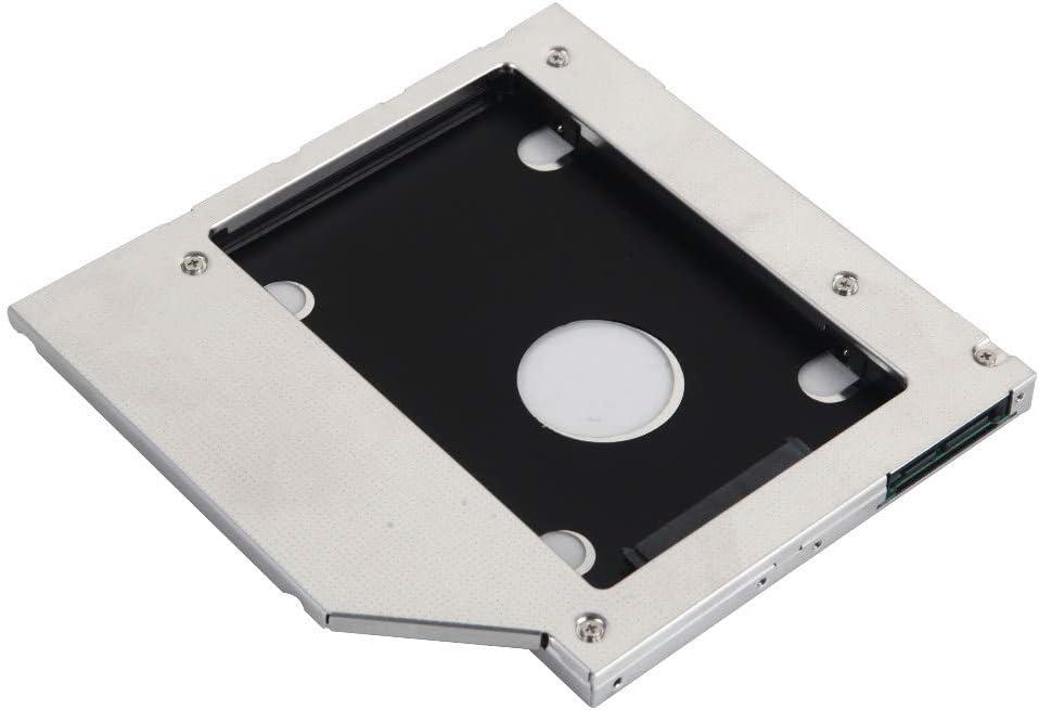 Deyoung 2nd HDD SSD Caddy Adapter for Dell Latitude E6420 E6520 E6320 E6430 E6530 E6330