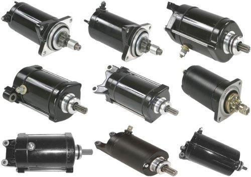 WPS Replacement Starter Motor - OEM Style SMU0264