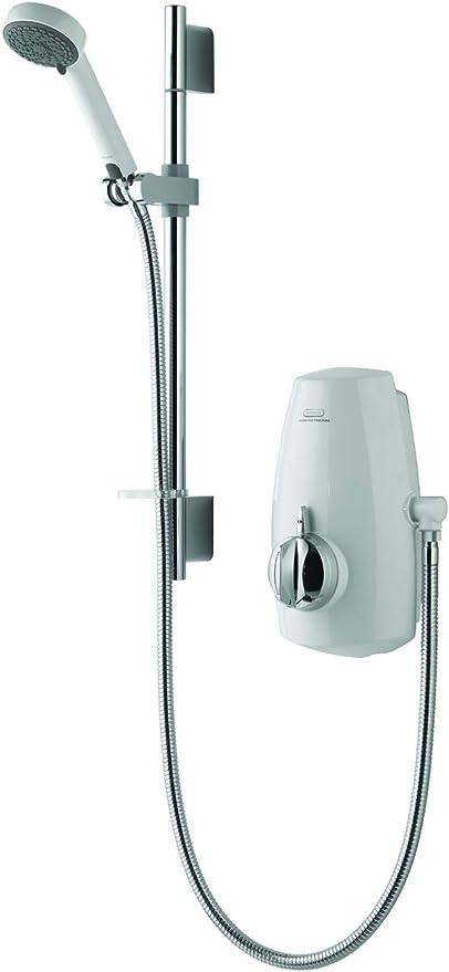Aqualisa Aquastream Power Shower - The Most Powerful Shower