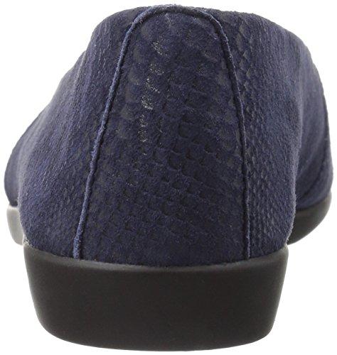 Snake Aerosoles Setter On Blue Loafer Slip Trend Women's qqwa0fOA