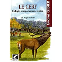 CERF, BIOLOGIE, COMPORTEMENT, GESTION