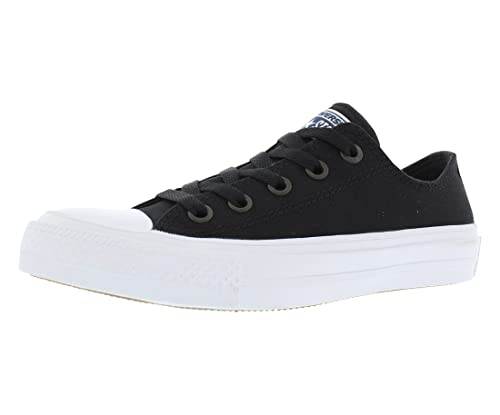 231ebfdc6f15 Converse Chuck Taylor II Ox Casual Women s Shoes Size Black Size  5.5 UK   Amazon.co.uk  Shoes   Bags