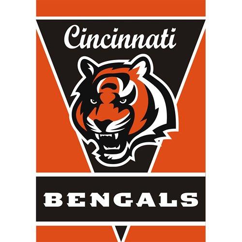 Fremont Die NFL Cincinnati Bengals Wall (Cincinnati Bengals Nfl Wall Hanging)