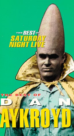 Saturday Night Live:  The Best of Dan Aykroyd [VHS]