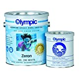 Kelley Technical Coating 390-GL Olympic Zeron Zeron One Coat Epoxy Gallon, White by KELLEY TECHNICAL COATING