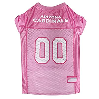 Pets First NFL Arizona Cardinals Jersey