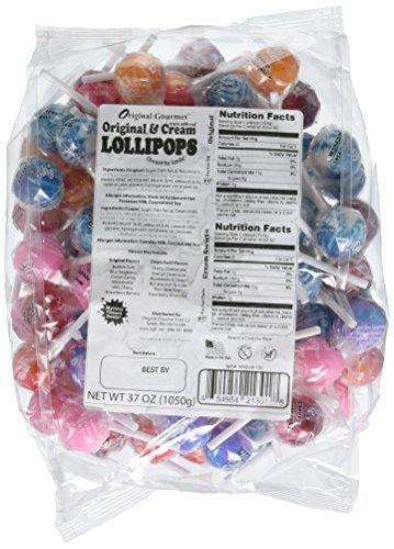 Original Gourmet Lollipops Medley Count product image