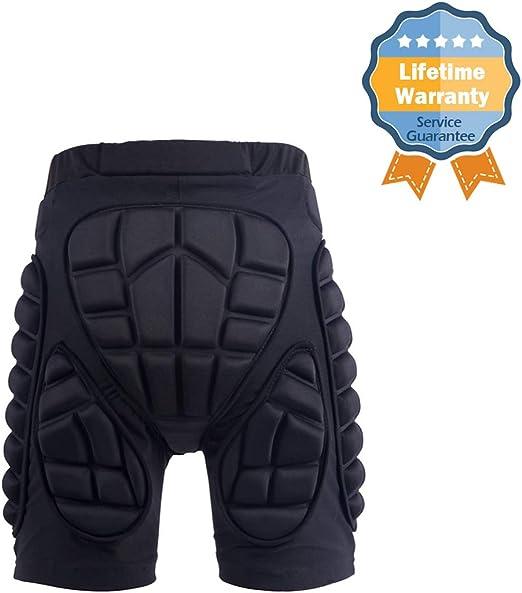 Moto Moto Short Protection Shorts Impact zone Hip Protection