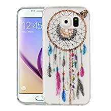 For cellphone Cases, For Samsung Galaxy S6 / G920 Macarons Pattern IMD Workmanship Soft TPU Protective Case ( SKU : SAS0149E )