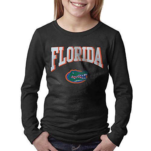 Kids Florida Gators Team Strong Logo Long Sleeve T-Shirts - Tee Florida Gators Bound