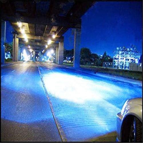 Combo 9005 9006 Ice Blue 8000K  LED Headlight Kit Bulbs High Low Beam US W02