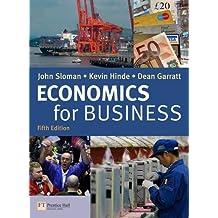 Economics for Business by John Sloman (2010-03-22)