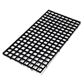 10Pcs/Lot Fish Tank Plastic Isolation Divider Filter Patition Board Aquarium Net Filter Accessories Cleaning Tool