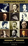 Classics Authors Super Set Serie 4 (Golden Deer Classics)