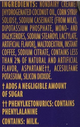 Maxwell House International Coffee Sugar Free French Vanilla Cafe, 4-Ounce Cans (Pack of 4)