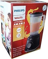 Liquidificador Preto Daily 220V PHILIPS RI2110/90