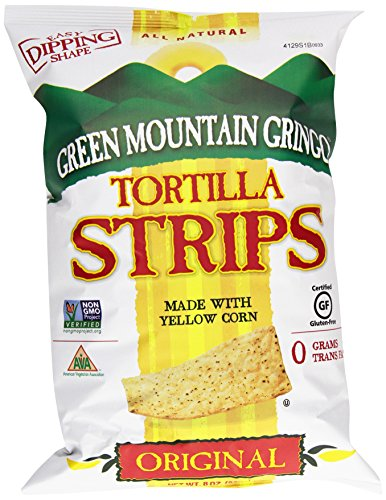 - Green Mountain Gringo, Tortilla Chip Strips, 8 oz