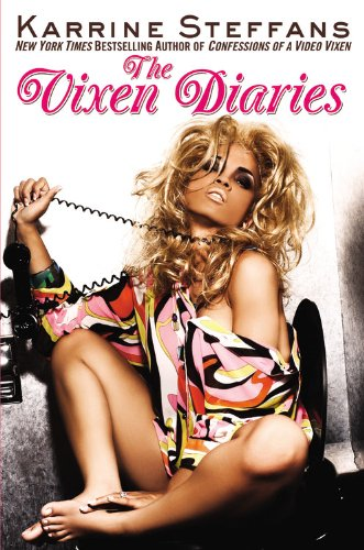The Vixen Diaries by Karrine Steffans