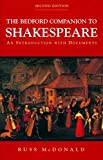 The Bedford Companion to Shakespeare 9780312248802