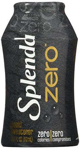 SPLENDA Zero No Calorie Liquid Sweetener for Coffee, 1.68 Ounce Bottle ()