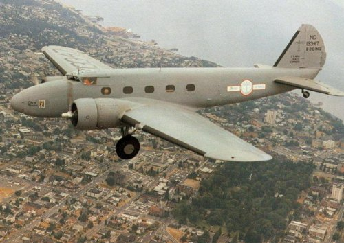 The Boeing 247 - The First Modern Commercial (Boeing Commercial Airplanes)
