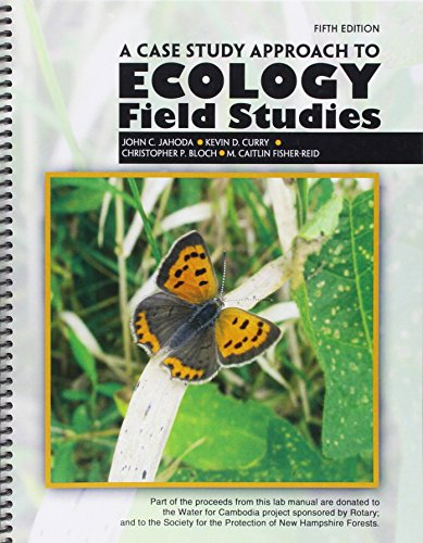 A Invalid Study Approach to Ecology Field Studies