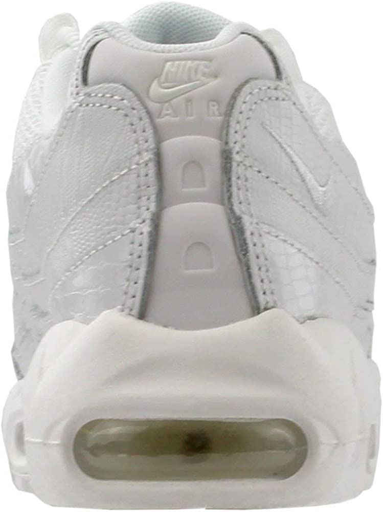 Nike Damen WMNS Air Max 95 Premium Traillaufschuhe Weiß Summit Bianco Summit Bianco Vast Grigio 102