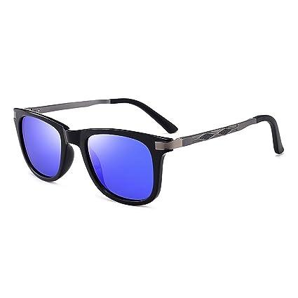 Peggy Gu Gafas de Sol de los Deportes Retro del Estilo TR90 para Hombre Protección Durable