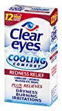 Clear Eyes   Cooling Comfort Redness Relief Eye