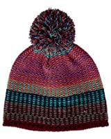 San Diego Hat Company Women's Multicolored Knit Beanie Hat