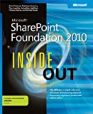 img - for Microsoft SharePoint Foundation 2010 Inside Out book / textbook / text book