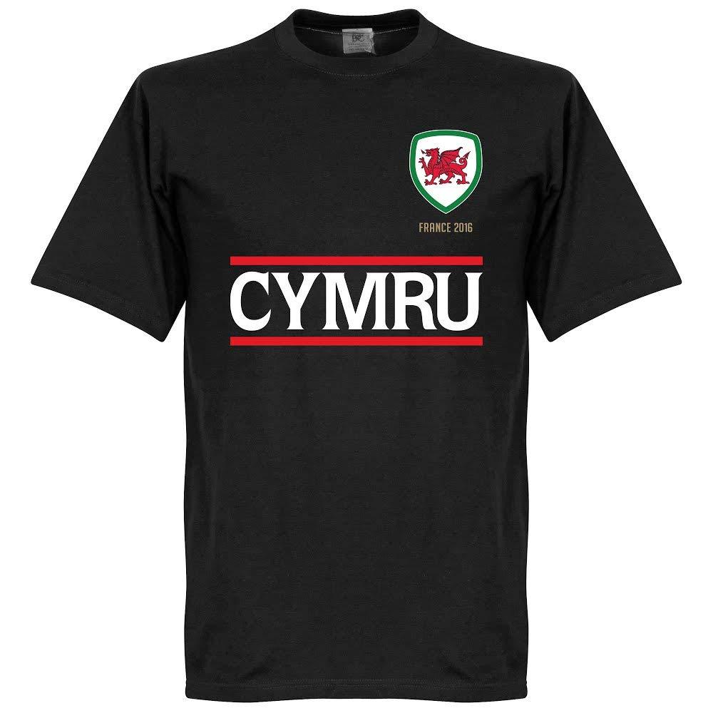 偉大な CymruチームTシャツ – – ブラック ブラック XXXX-Large XXXX-Large B01EVOCHAQ, U-SPORTS:b920cdd2 --- a0267596.xsph.ru