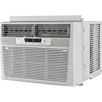 12,000 BTU 115V Window-Mounted Compact Air Conditioner with Remote Control