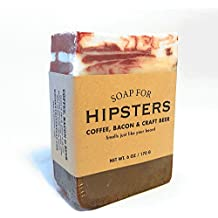 Soap for Hipsters - BEST SELLER! 6 oz Soap by Whiskey River Soap Co.