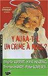 Y aura-t-il un crime à Noël ? par Croquet