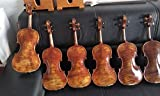 9pcs Violin 4/4 Size Guarneri Model 1742 Antique Old Style Very Nice Tone803