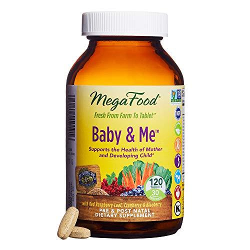 5. MegaFood – Baby & Me