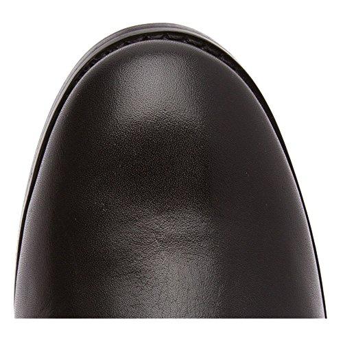 Kors MICHAEL Black Wool Michael Tall Grey Bryce Boot Womens Ozw5xgBqz