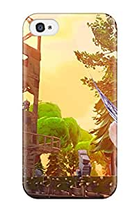 SzaiPJE1541yoBpn Faddish Fortnite Case Cover For Iphone 4/4s