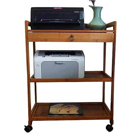 Estante de impresión Estante de impresora para oficina ...