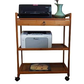 Qifengshop Estante de impresión Estante de la Impresora para ...