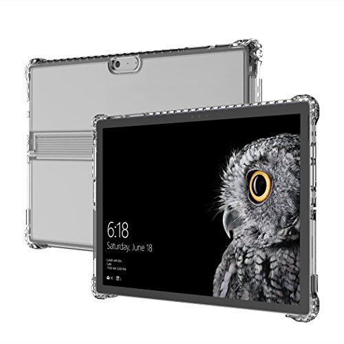 Incipio Octane Pure Case fits both Microsoft Surface Pro (2017) and Surface Pro 4 - Clear ()