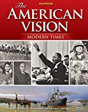 The American Vision: Modern Times, Student Edition (UNITED STATES HISTORY (HS))