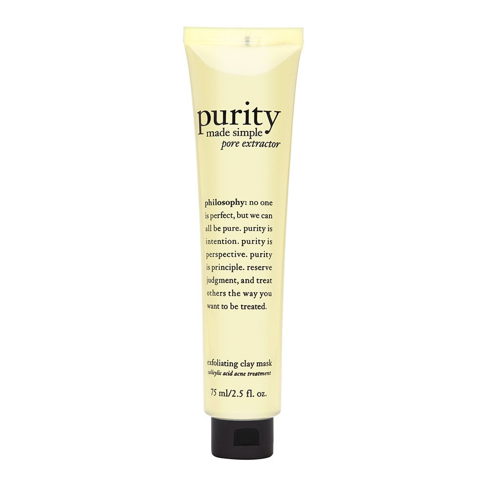 Philosophy Purity Made Simple Pore Extractor Mask 75ml/2.5oz by Philosophy