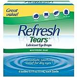 Refresh Tears Lubricant Eye Drops, Moisture Drops