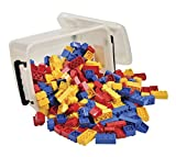 School Specialty Preschool-Size Building Bricks Set