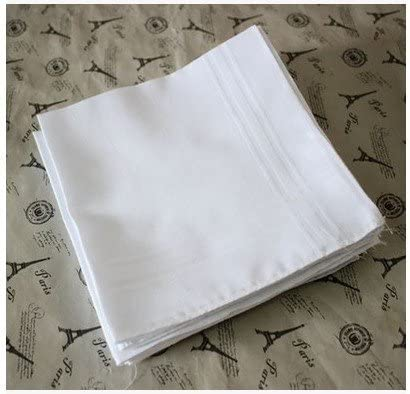 Nuevo La alta calidad 10pcs / lots pañuelo pañuelos de bolsillo ...